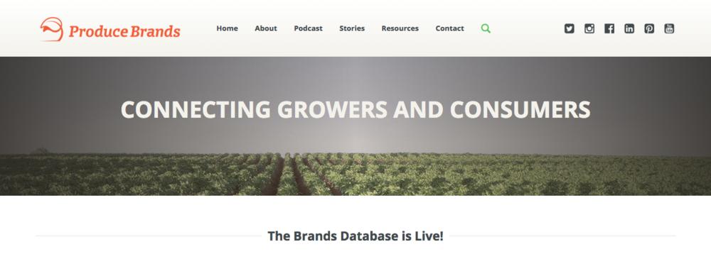 Produce Brands