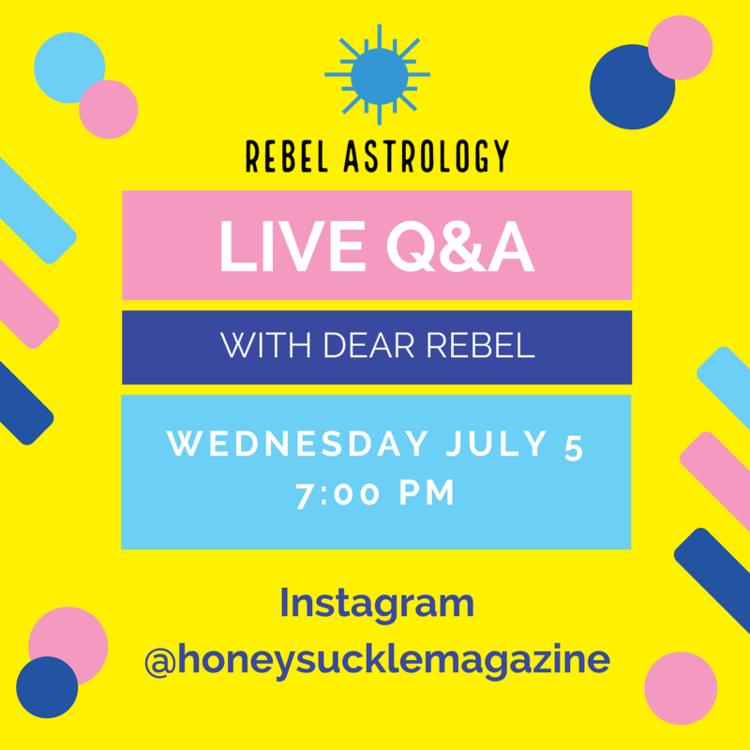 Blog — Rebel Astrology