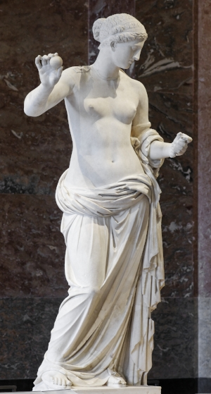 Venus of Aries,  photograph by Marie-Lan Nguyen