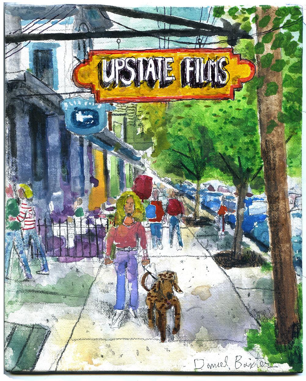 Upstate Films, Rhinebeck, NY