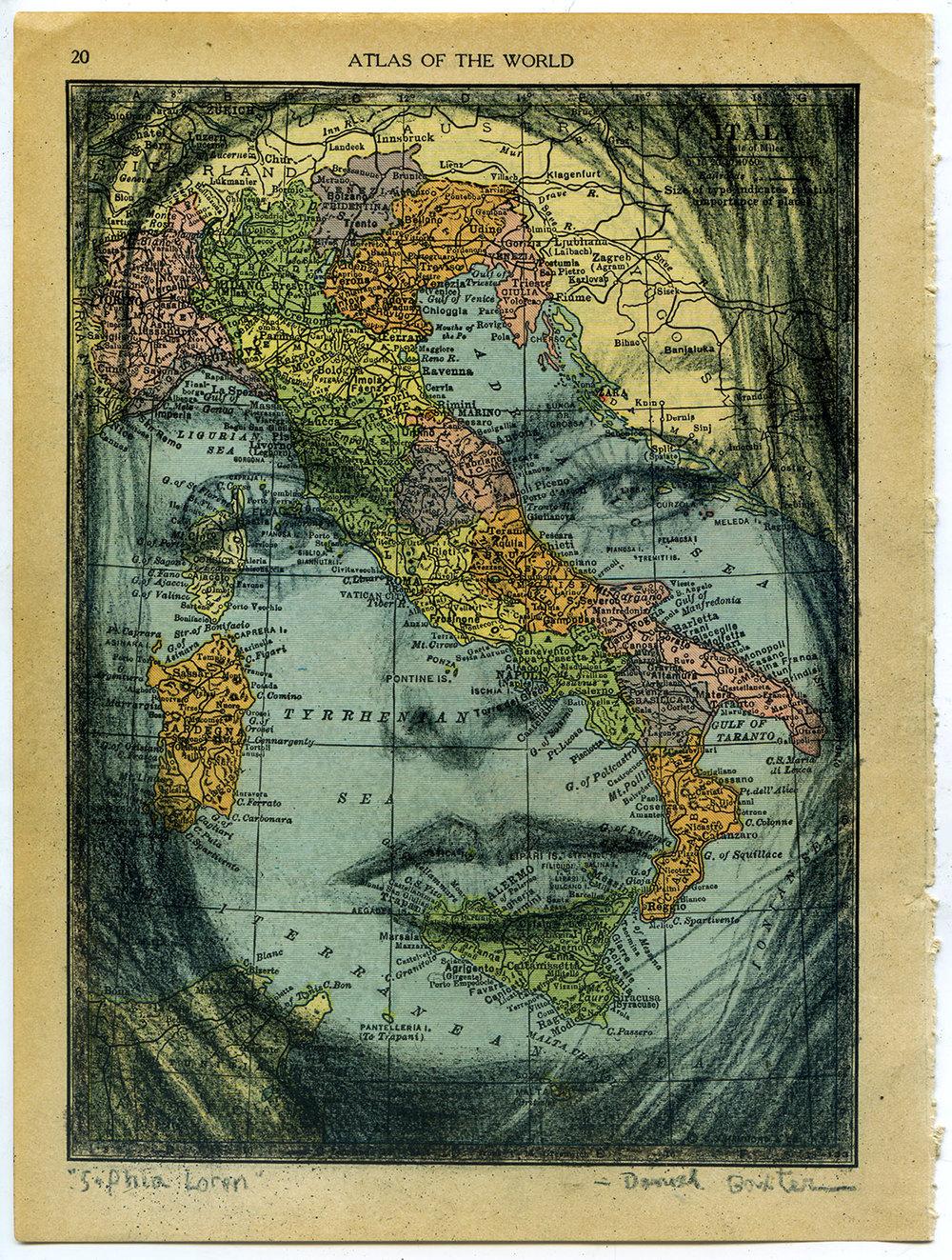 Daniel Baxter Sophia Loren Portrait.jpg