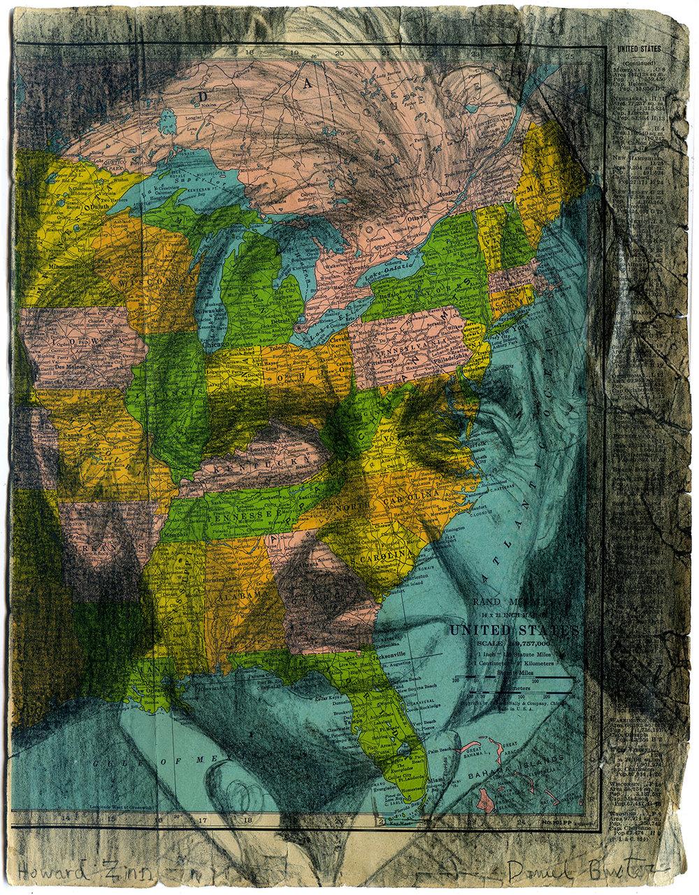 Daniel Baxter Howard Zinn Portrait.jpg