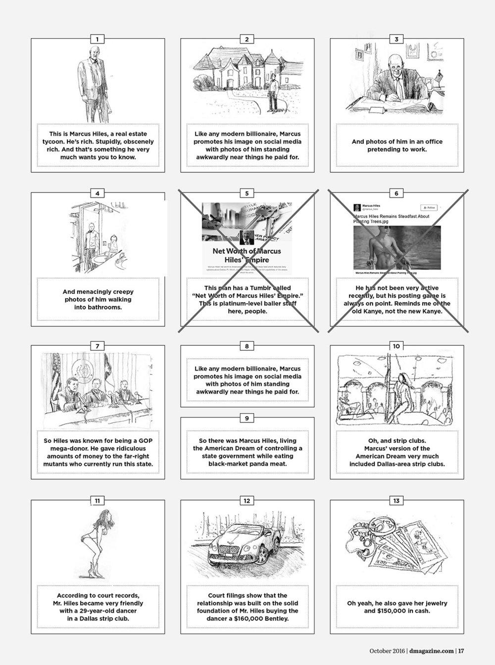 Daniel Baxter Marcus Hiles sketches 1-9.jpg