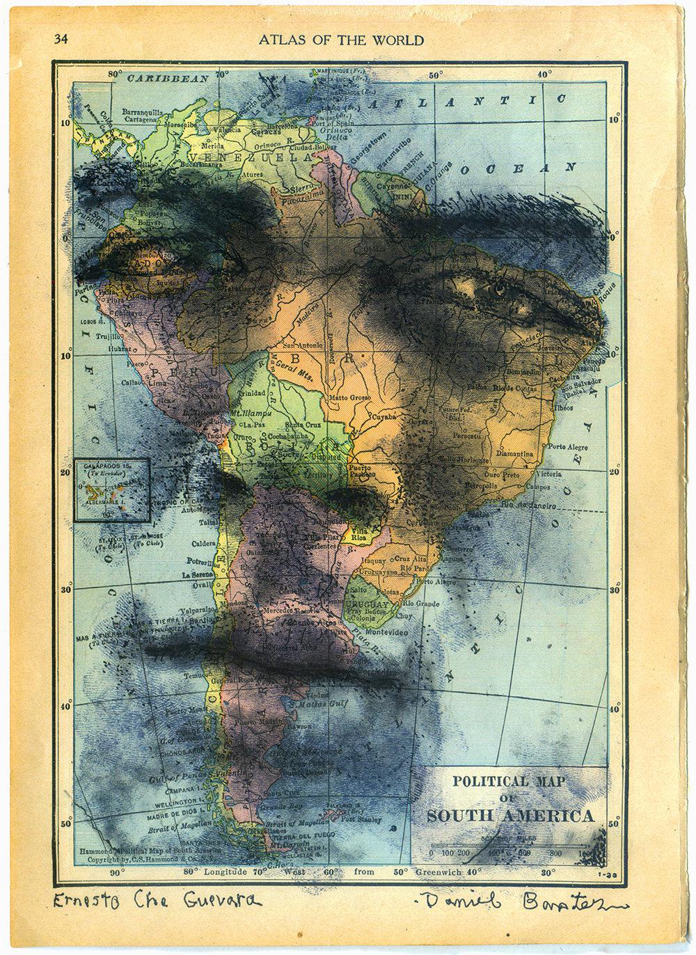 Daniel Baxter Ernesto Che Guevara portrait.jpg