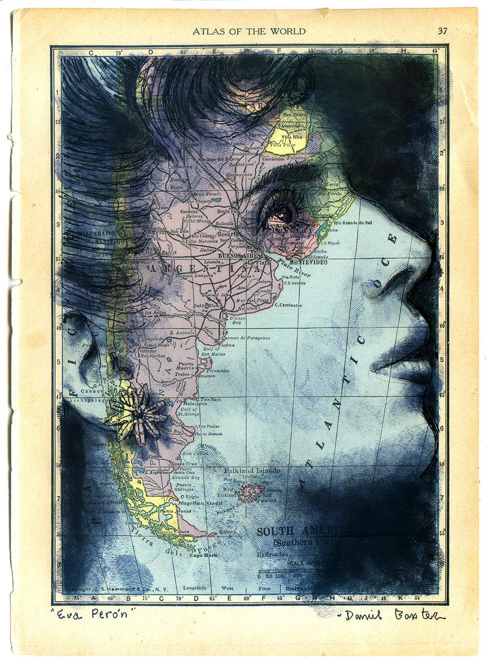 Daniel Baxter Evita Peron portrait.jpg