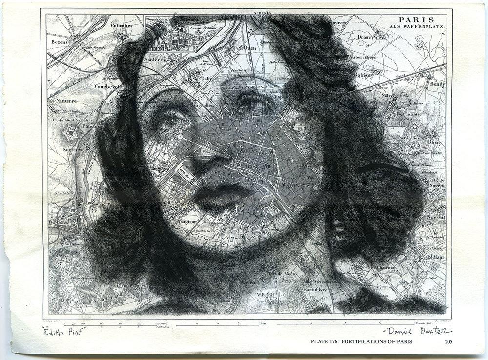 Copyright Daniel Baxter Edith Piaf Portrait.jpg