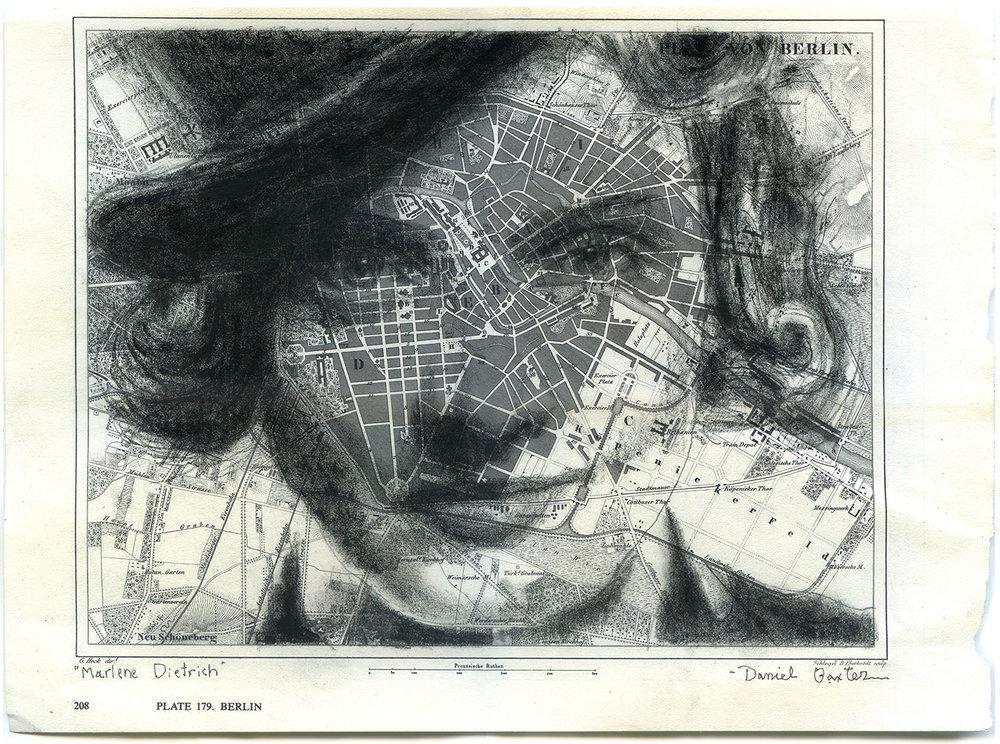 Copyright Daniel Baxter Marlene Dietrich portrait.jpg