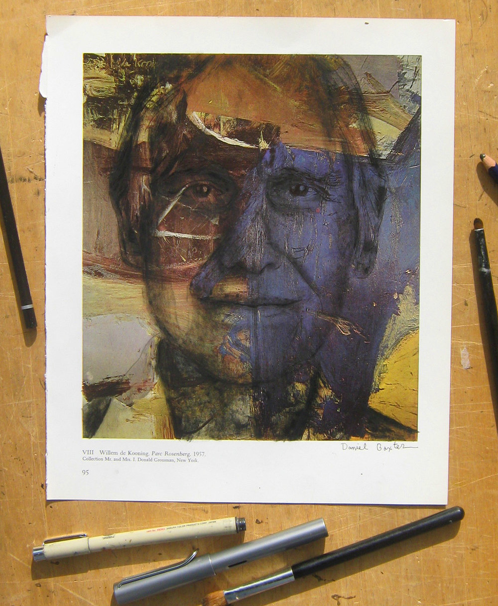 Copyright Daniel Baxter de Kooning drawing photo.jpg