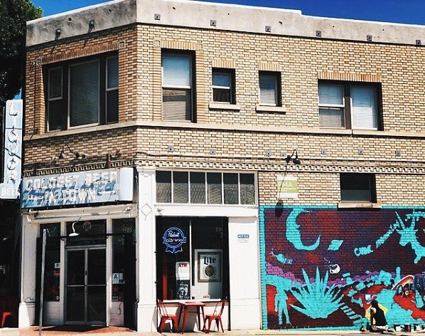 Have you seen the new mural on the side of our building? It's fantastic! We love you, Highland Park. 📷: @zengirl10