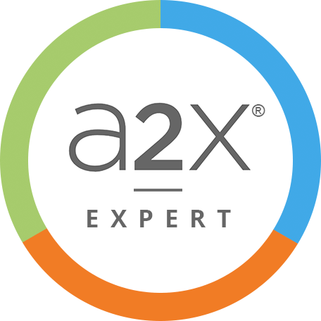 A2X Partner Badge