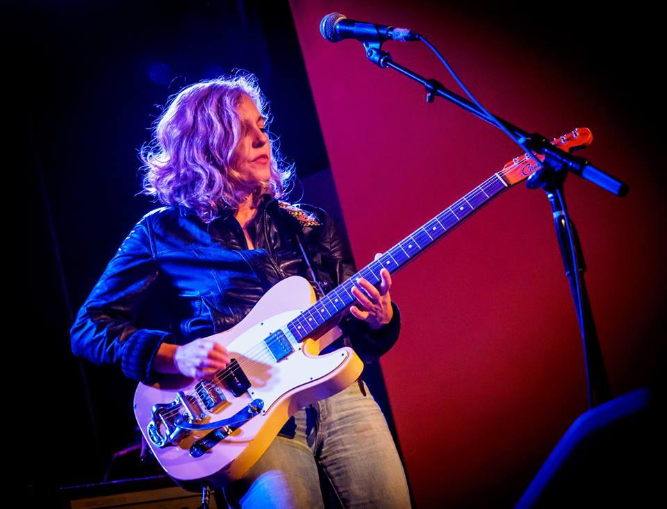 Tift Merritt plays with special guests Phil and Bradley Cook at Kings. Photo by Sam Bennett.