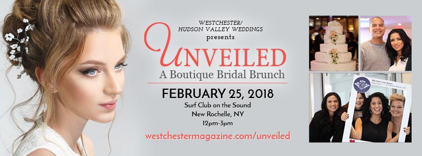 Unveiled: A Boutique Bridal Brunch 2018