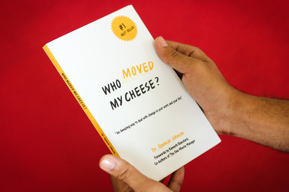 1.Simple & Direct - A simple, clean typographic composition that plays with the word 'moved'.Keeping the design minimal and simple - like the book itself.