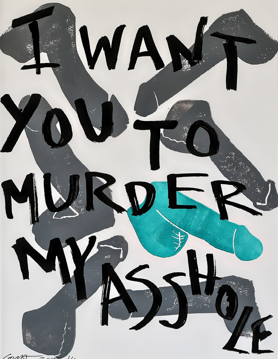 i want you to murder my...