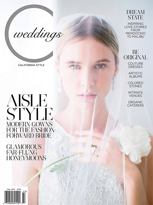 C Weddings Magazine // It's a Shore Thing