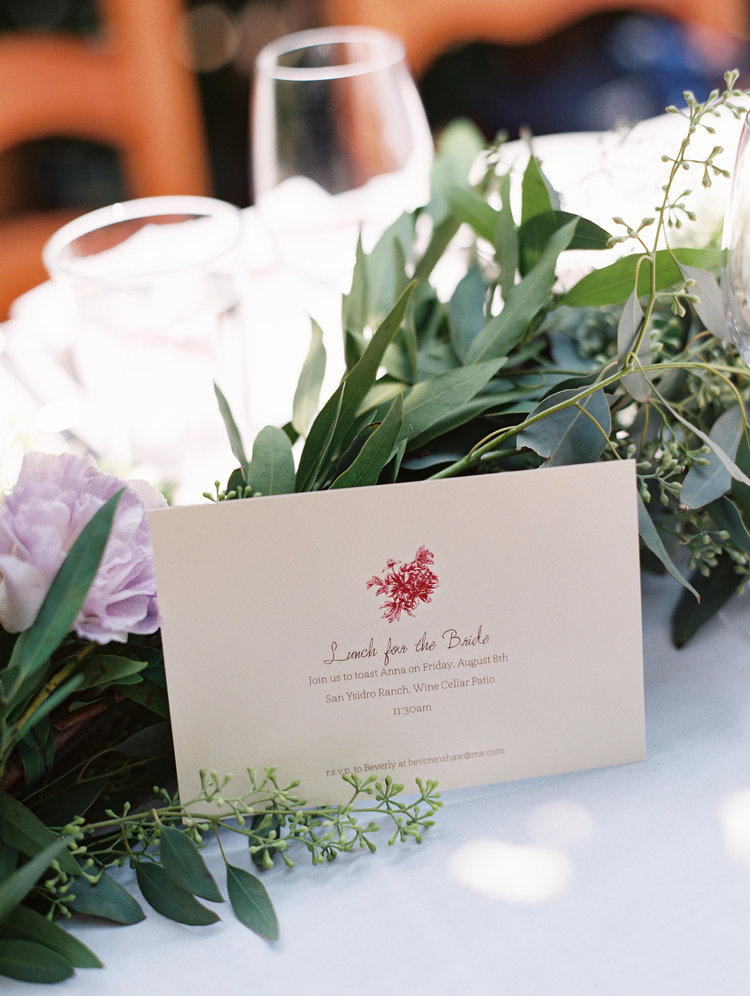 event garden bridal shower twine events