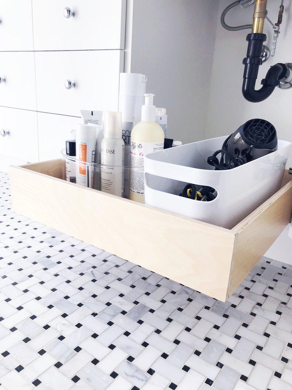RiOrganize Bathroom Organization