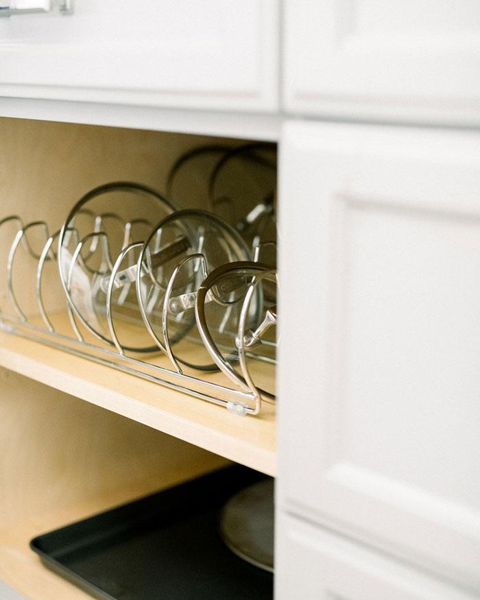 RiOrganize Kitchen Cabinet Organization