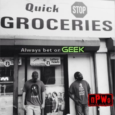 Always Bet On Geek by  @SquishyNosInc    and  @sxyblkmn     Twitter   iTunes   GooglePlay
