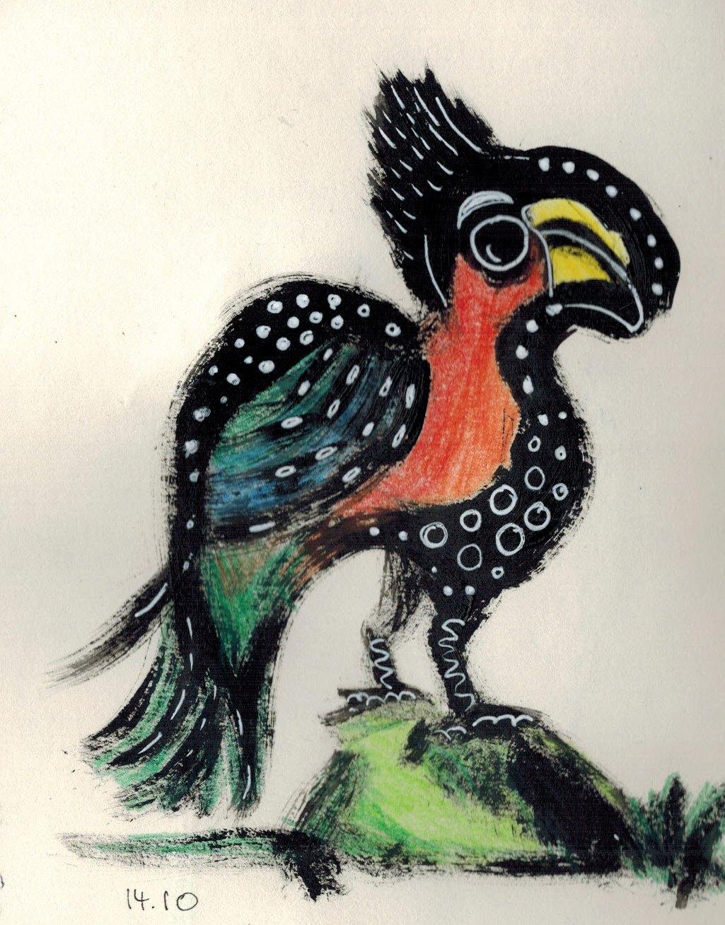 Bird Challenge 45