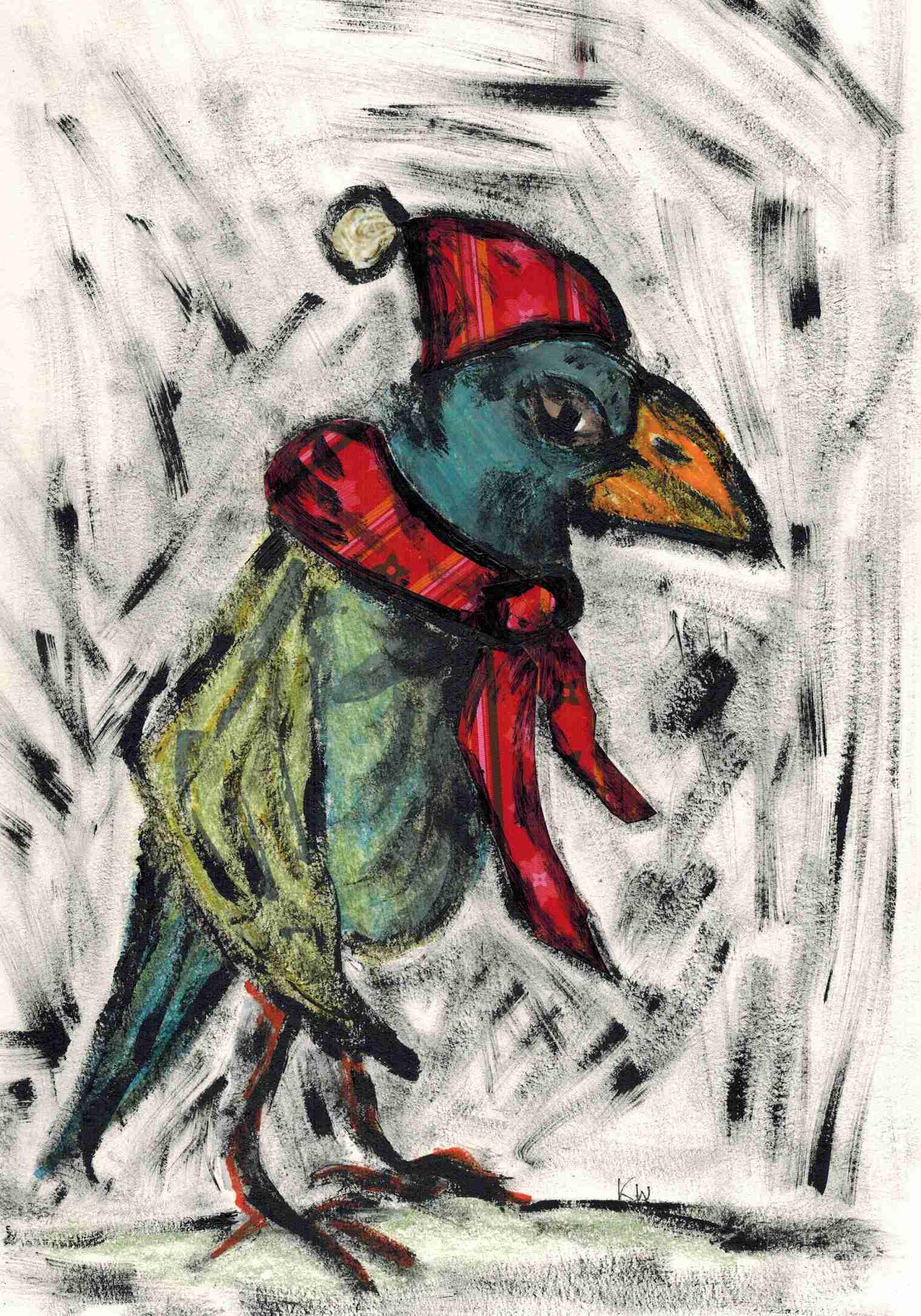 Bird Challenge 48