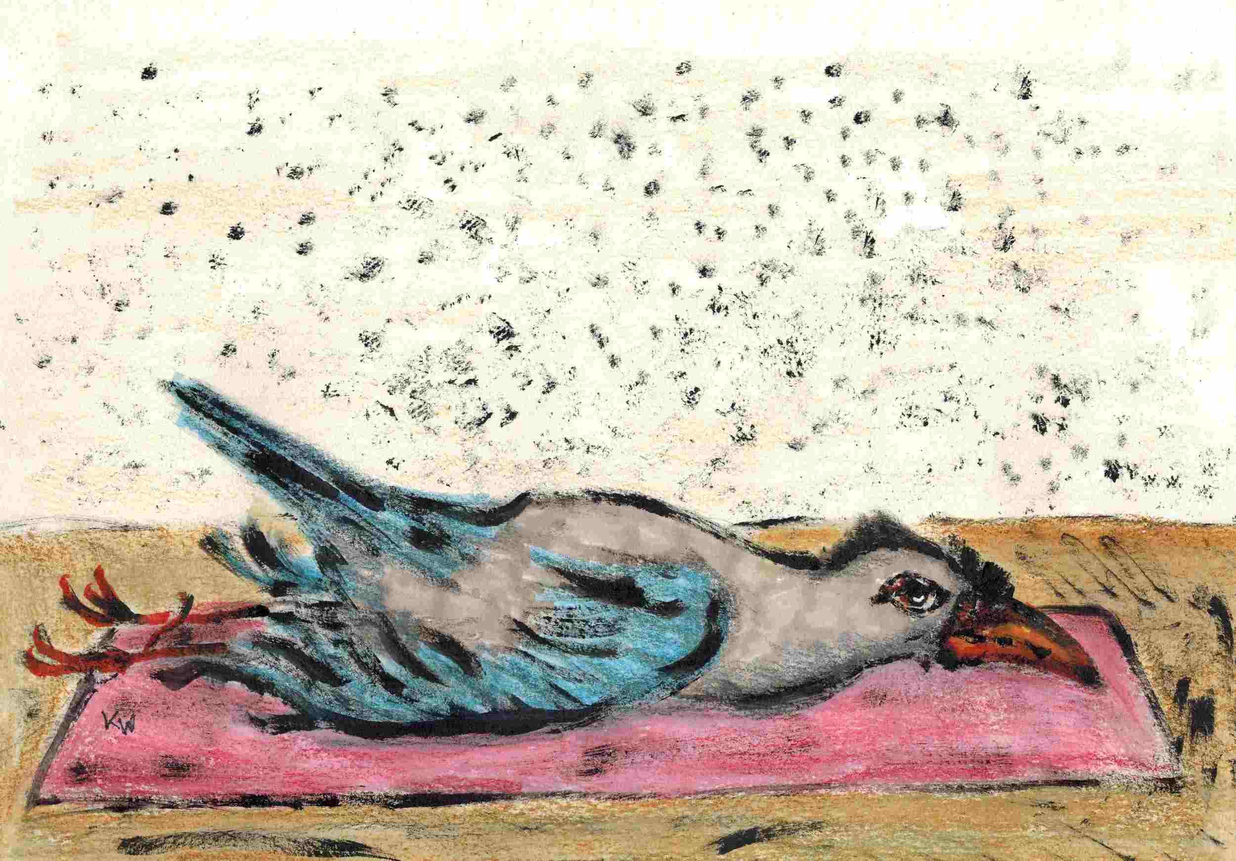 Bird Challenge 96