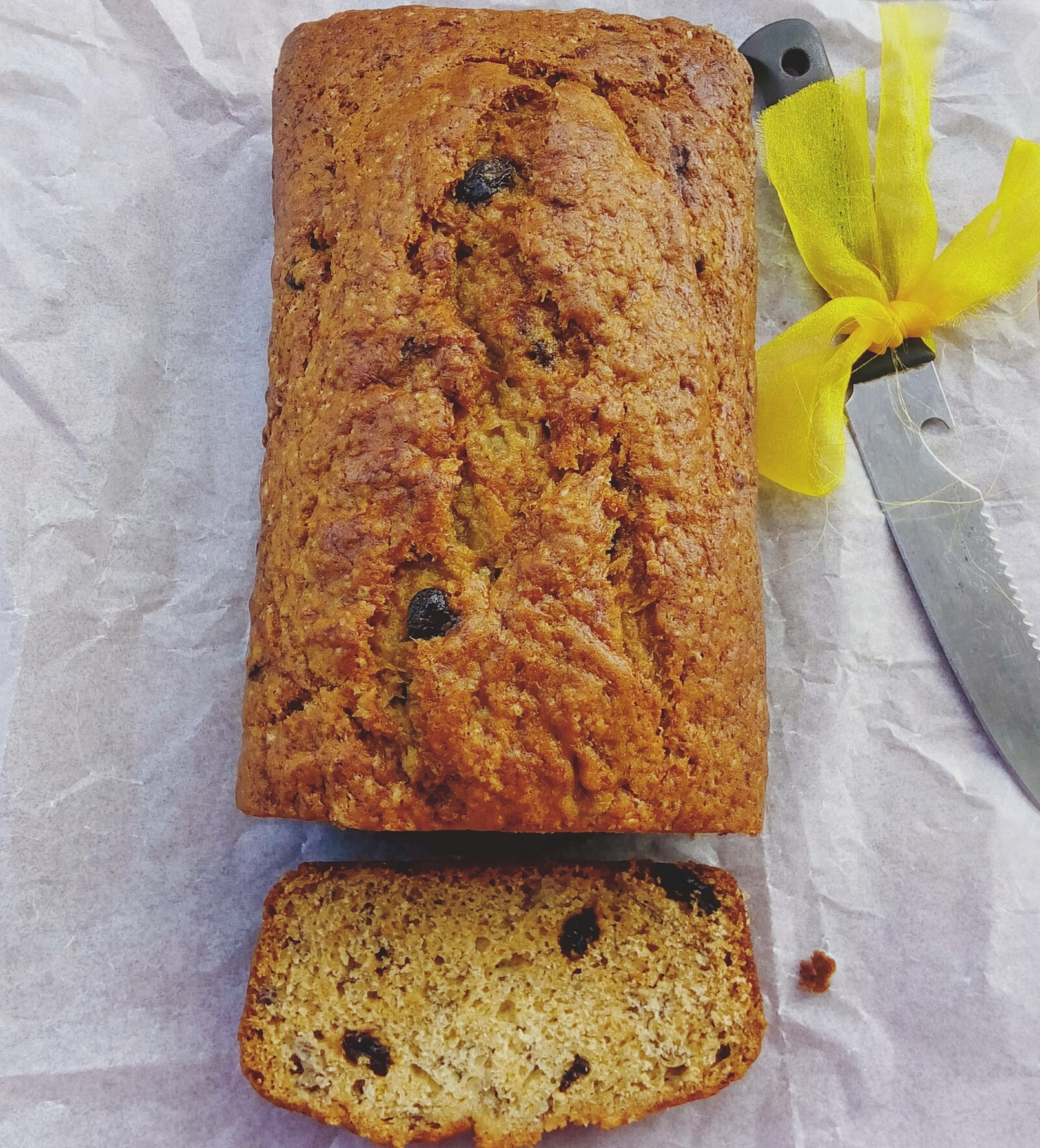 The rather classic banana bread recipe see my chow the rather classic banana bread recipe forumfinder Choice Image