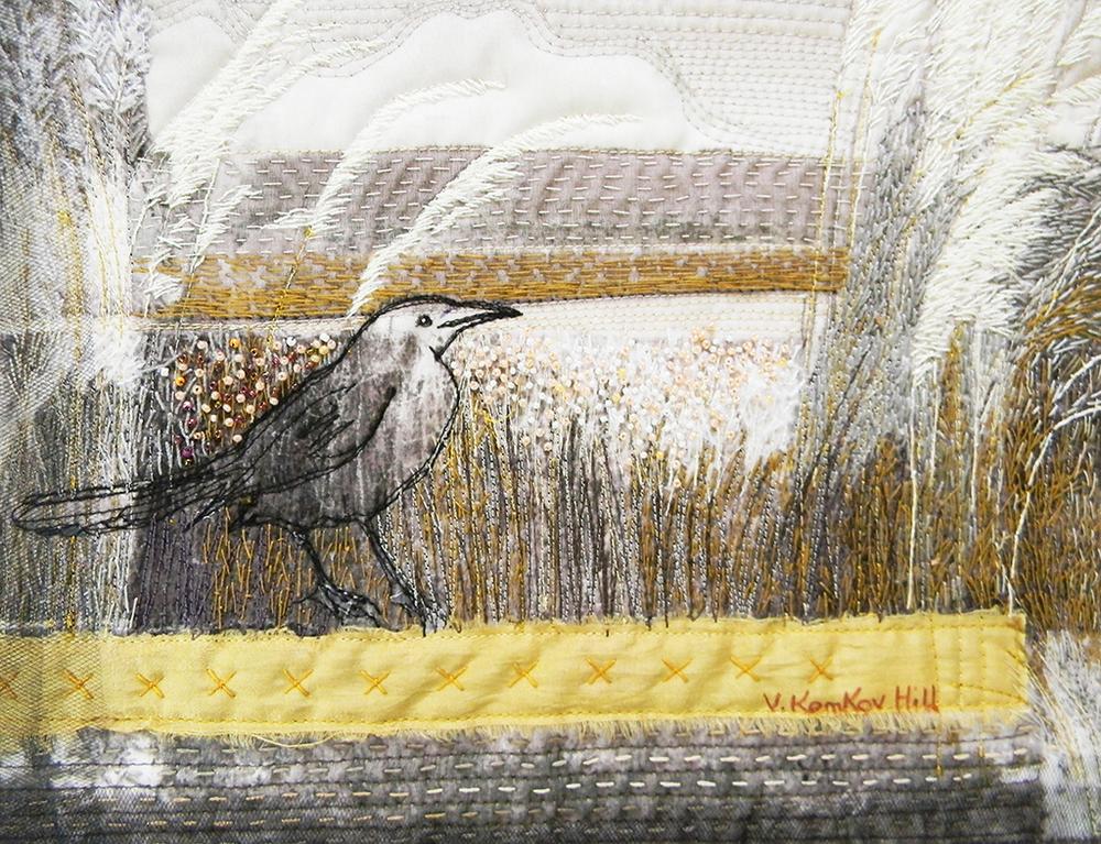 Bird's Eye View-detail. 2016