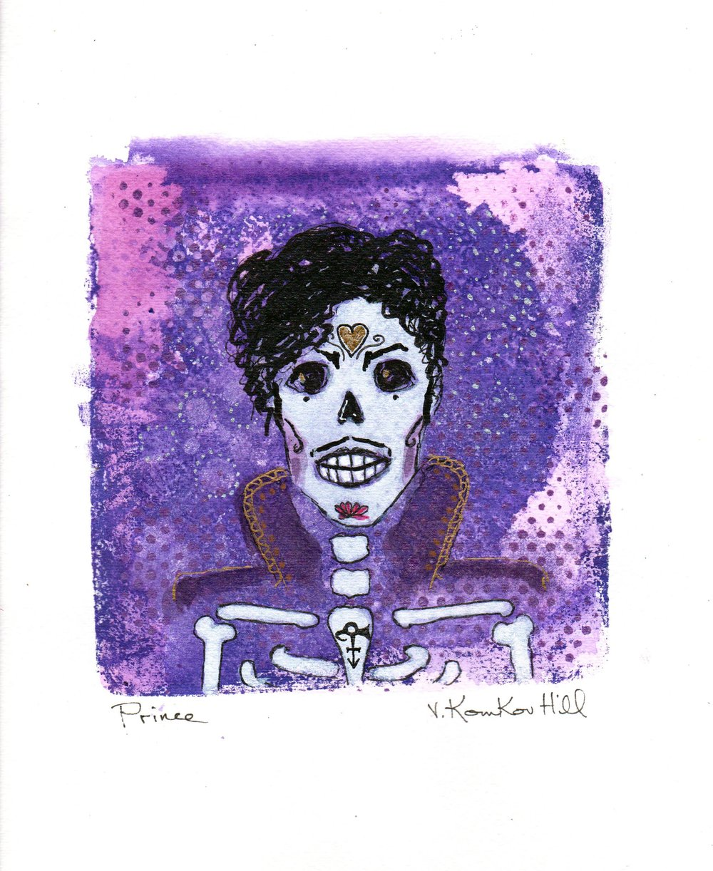 Prince-from Day of the Dead Rock Star series. 2018