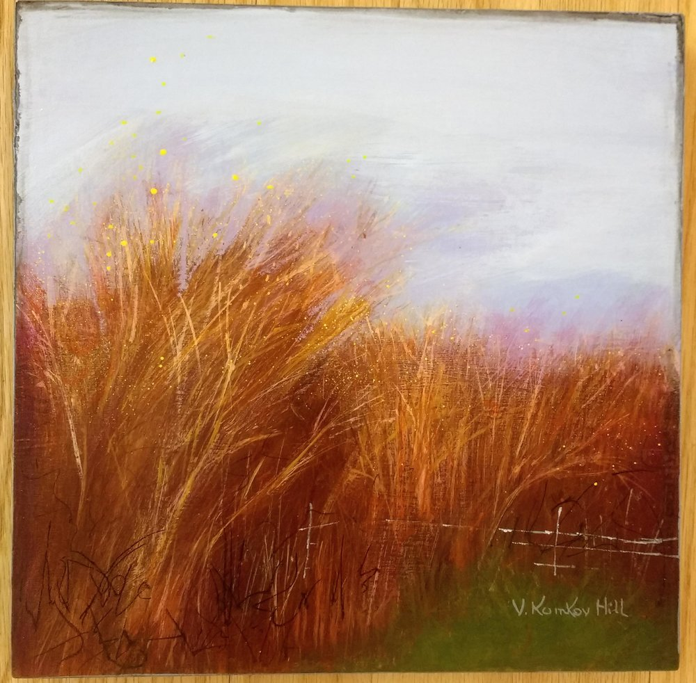 Grasses in the Wind-2018