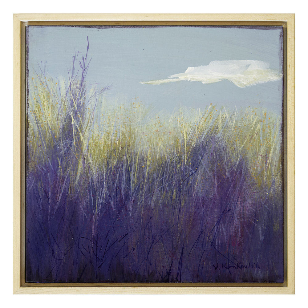 Grasses at Evening-2018