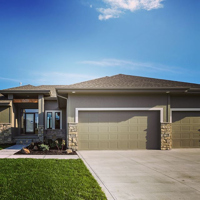 Gorgeous home for sale in Elkhorn! Move in ready & room to spare. Ramm Construction Jacklyn floor plan. 1303 S 209th Circle, Elkhorn. Call JD Erb at 402-201-7653 to take a tour. #elkhornhomes #forsale #rammrocks