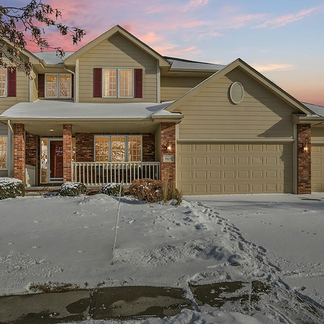 Two story walkout in Waterford for $339,000! 5 bedrooms | 4 bathrooms | 3,758 fsf | 3 car garage | 7419 N 155th Terrace. Call JD at 402-201-7653 or Desiree at 402-201-8372 to schedule your private tour TODAY!