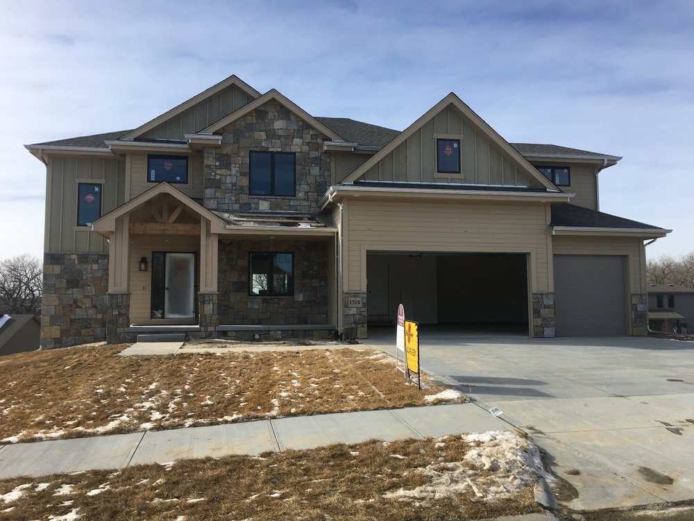4 Bedrooms | 4 Bathrooms | 2,672 finished square feet | 3 car garage