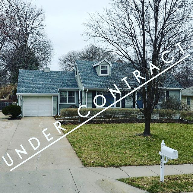 The market is heating up, hopefully the weather follows! These Erb Group listings are all newly under contract! #erbrealestategroupne #homesold #realestate #newhome #omahanebraska #sold