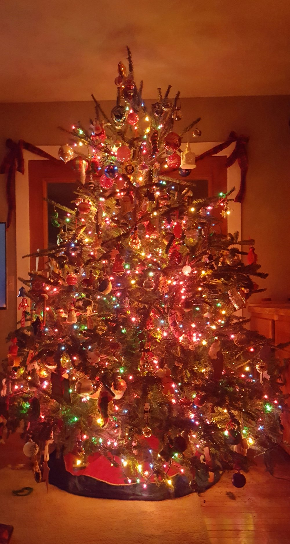 there was always one night the week of christmas where my mom would start singing always in the kitchen always christmas is coming - Always Christmas