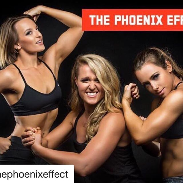 Happy #womensday !  Proud AF to be part of a #female -owned and operated #groupfitness studio!  I love our community and all of our genders and how we all seem to believe absolutely anyone with an open heart and an open mind can be #strong . * * Extra special shout out to my fellow lady coaches, @bishoppt , @8_bit_heroine , and @erinashleywolfe .  Precisely three people came to my first-ever class—the #sexism has since eroded in our #gym, but we still wake up every day feeling the need to be #extra— like 5 to 100000 times better than a theoretical male counterpart. * * Have I mentioned #strongwomen Rule?  #personaltrainer #fitness #losangeles #flex #biceps #abs #girls #barbell #gymmotivation