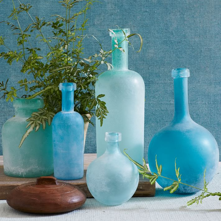 How To Create A Sea Glass Finish Using Paint Fiona Debell