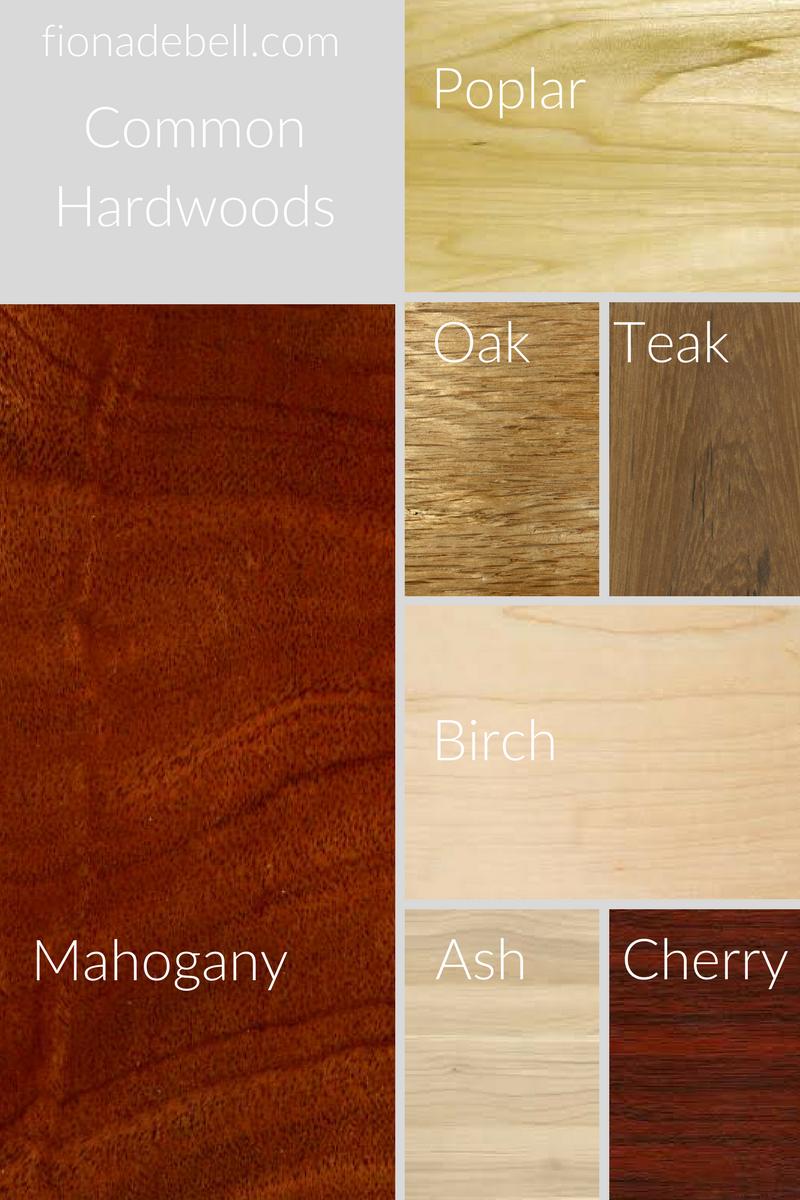 common_hardwood_varieties
