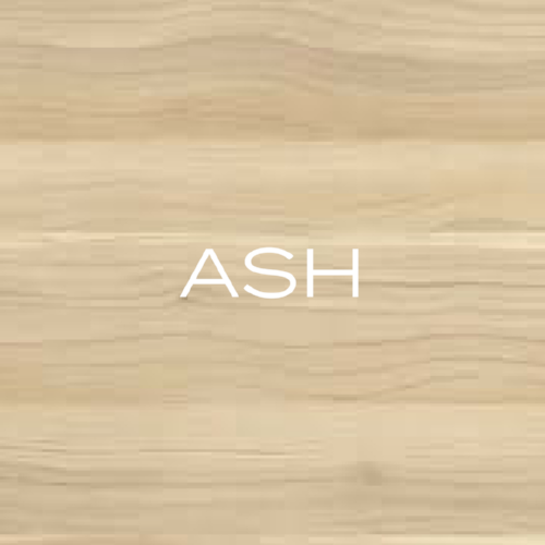 White to pale brown and has a very straight grain.