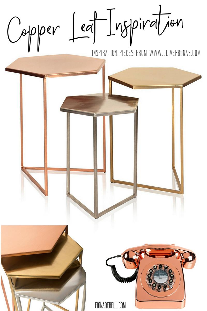 Inspiration pieces from www.oliverbonas.com. | fionadebell.com