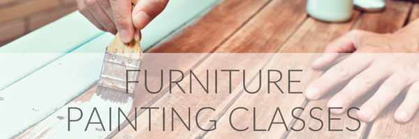 Book your Furniture painting Class with Fiona Debell in Toronto.  |  fionadebell.com