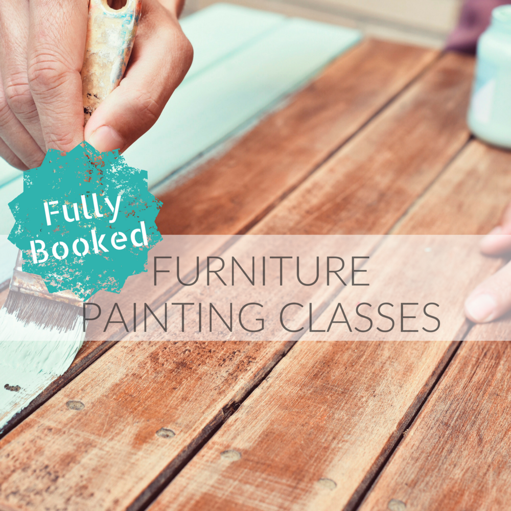 Fiona Debells Furniture painting 101 January 2018 is fully booked. | fionadebell.com