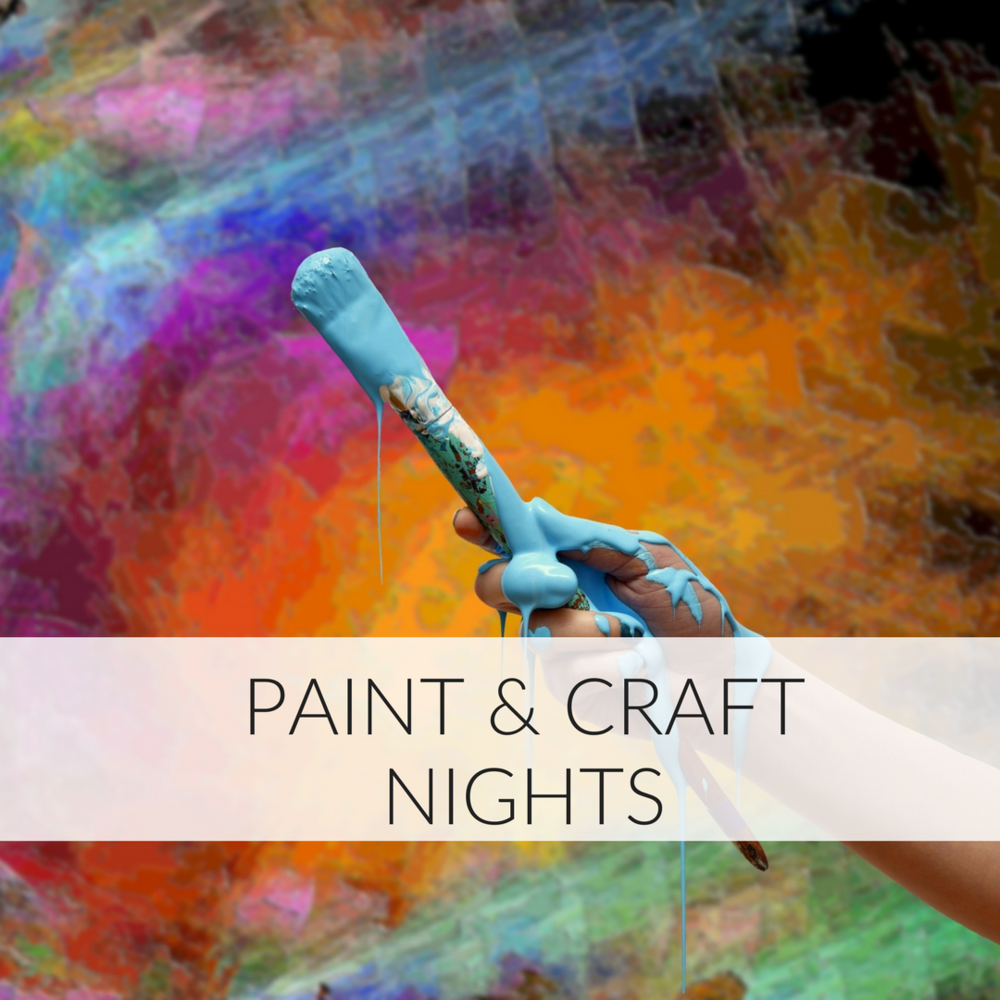Book a private paint of craft workshop party with Fiona Debell in Toronto.  | fionadebell.com