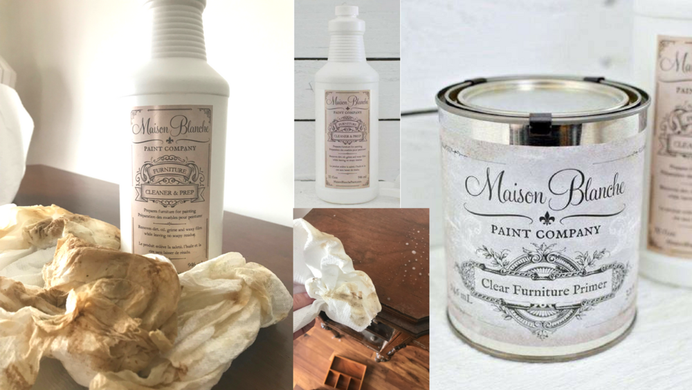 Prep and Clean from maison Blanche.  |  fionadebell.com