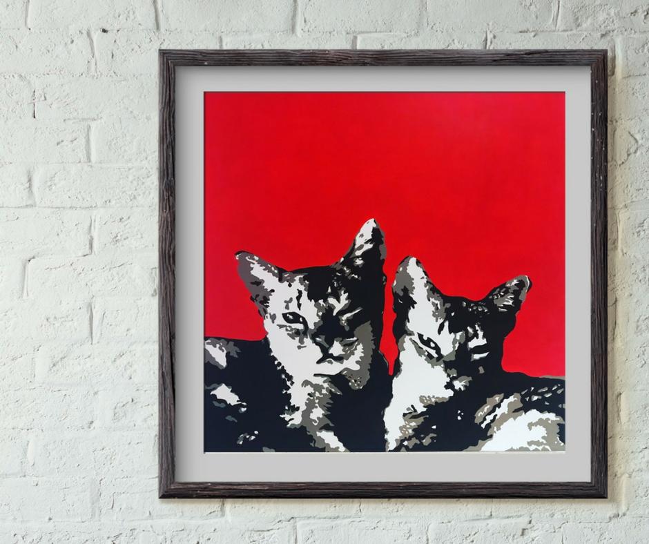 Painted Singapura Kittens. | fionadebell.com