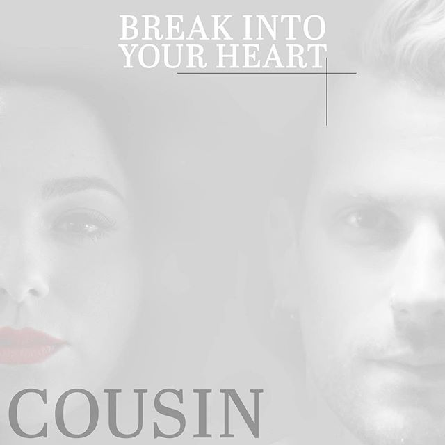 Our new single Break into Your Heart (feat. @andrewjoslynmusic & @pianomark16 ) is out now!  Pick it up on iTunes and let us know what you think!  #newmusic #westcoastmusic #cousin #cousintheband #diy