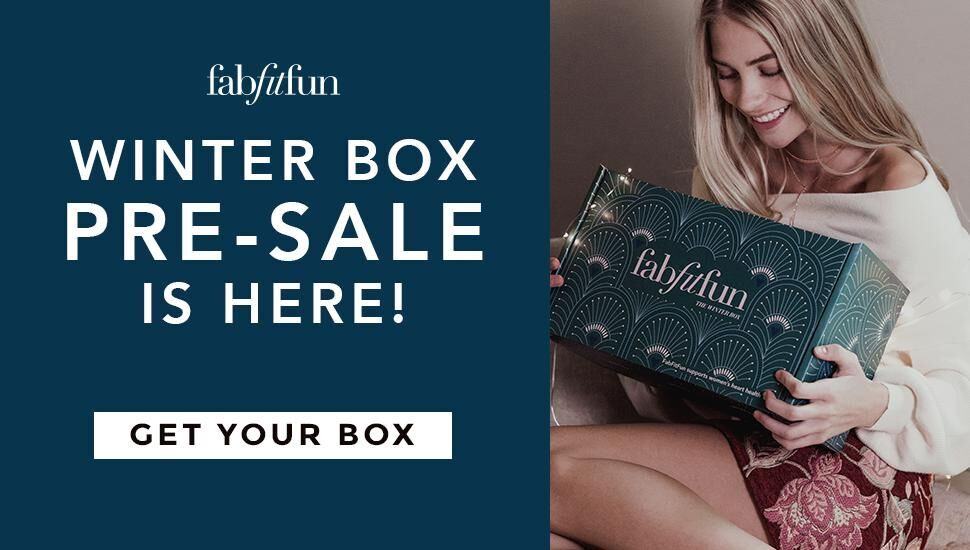 Thank you @fabfitfun for introducing us to some of our all-time favorite products. #fabfitfunpartner There's something nice about having all of the season's #essentials delivered to your door without having to lift a finger! :) If you don't already get their boxes, you can sign up using the code SANTABABY at  https://t.fabfitfun.com/aff_c?offer_id=13&aff_id=9050  to get $10 off your box! #fabfitfun