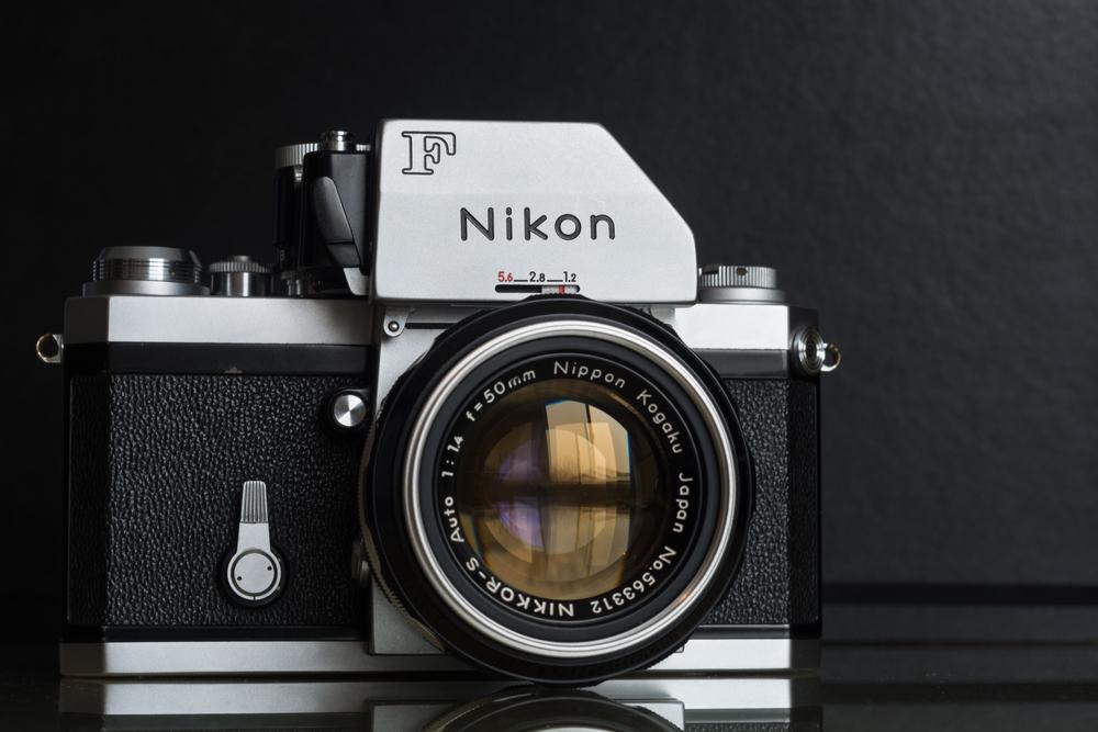 Nikon FTn Photomic