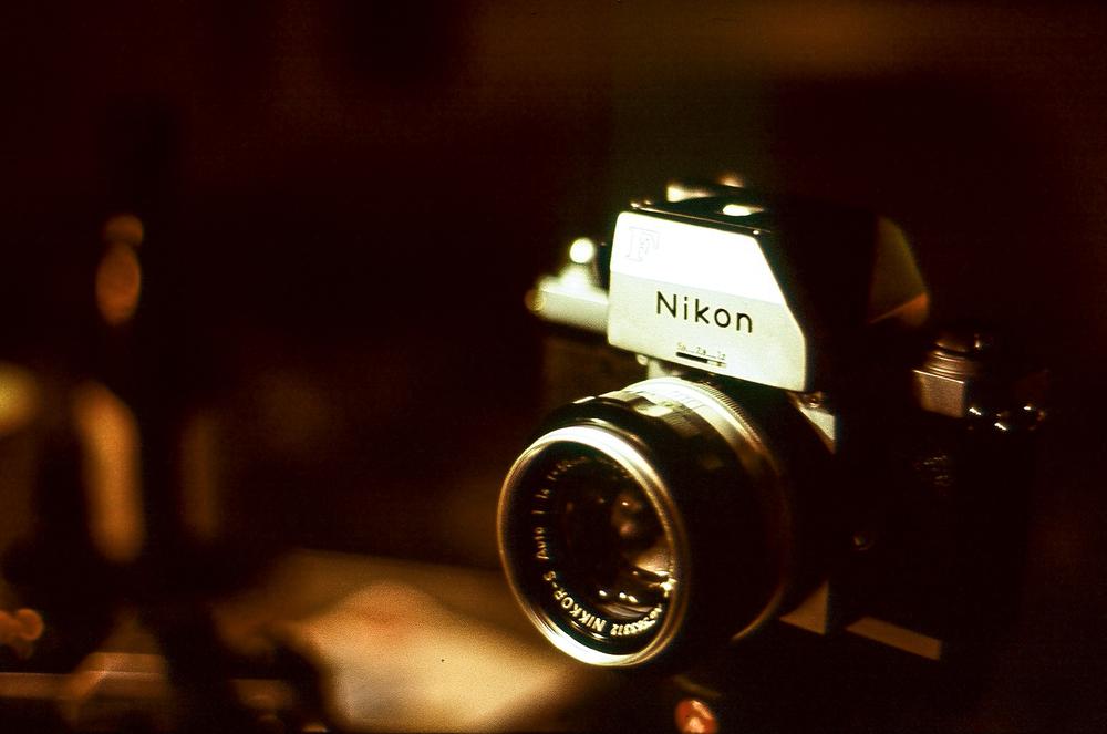 Nikon FE, Velvia 100F